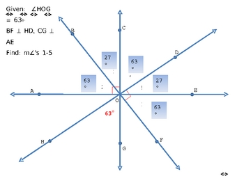 Parallel and Perpendicular Lines: Proofs and Problems