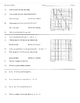 Parallel and Perpendicular lines notes kit and activity explore