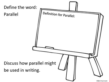 Parallelism: Defining, Explaining, Examples, and Activities
