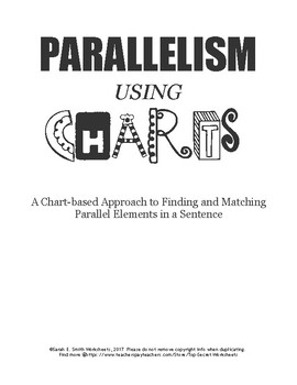 Parallelism Using Charts