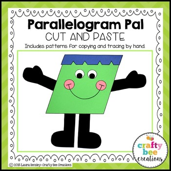 Parallelogram Pal Cut and Paste