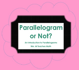 Parallelogram or Not