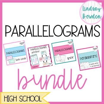 Parallelograms Bundle