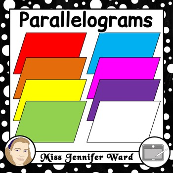 Parallelograms Clipart