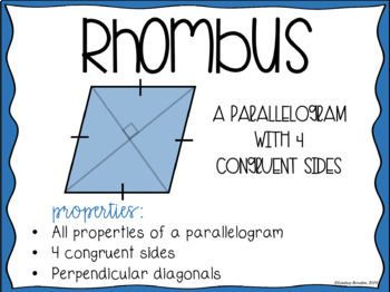 Parallelograms Posters