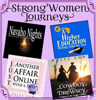 Women Journeys: Mystical Journeys, 2nd Chances & Serendipi