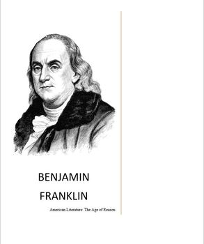 American Literature: Benjamin Franklin: Paraphrase, Rhetorical Analysis