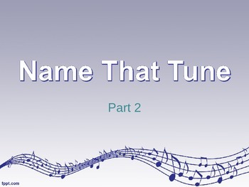 Paraphrasing Popular Songs...Part Two
