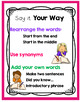 PARAPHRASING Task Cards {Say It In Your Own Words}