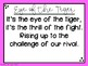 Paraphrasing with Song Lyrics Powerpoint
