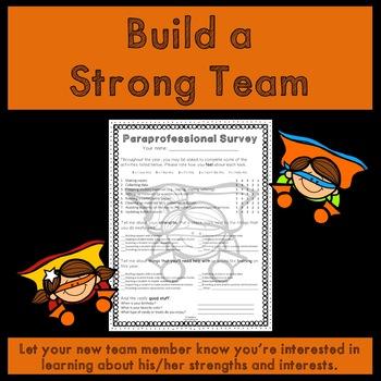 Paraprofessional (Aide) Survey