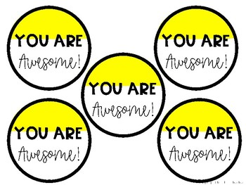 Paraprofessional and Teacher Appreciation Tags