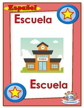 Parchis del Otoño - Fall ABC board game