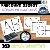 Parcours OZOBOT alphabet en majuscules (débutant)
