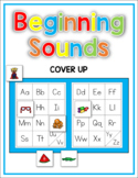 Beginning Sounds Cover Up Game