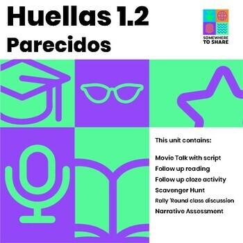 Parecidos Commercial Movie Talk Unit