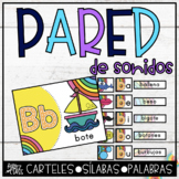 Pared de Sonidos | Sound Wall in Spanish