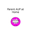Parent AUP for Home