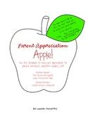 Parent Orientation Apple