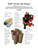 Parent Arts and Crafts Supply List