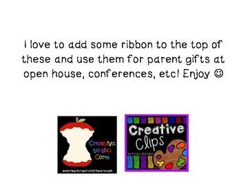 Parent Bookmarks