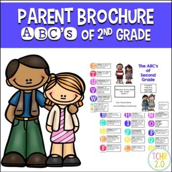 Parent Brochure Second Grade