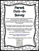 Parent Check-In Survey