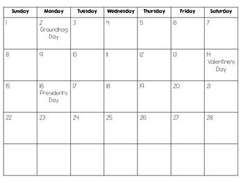 Parent Christmas Gift: 2015 Calendar