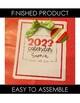 Parent Christmas Gift {2018 Calendar}