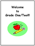 Parent Classroom Handbook - Primary