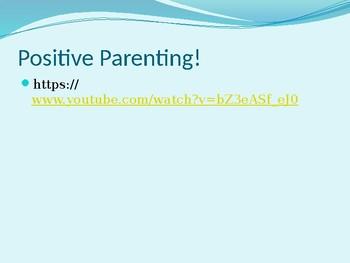 Parent Coffee Hour Presentation