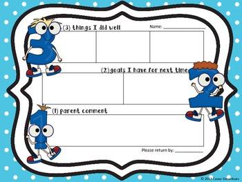 Parent Communication (3, 2, 1)