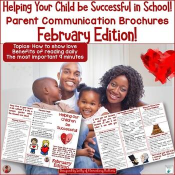 Parent Communication Brochure - February Edition