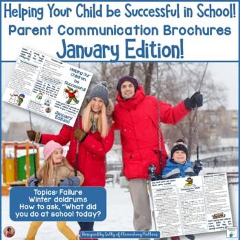 Parent Communication Brochure - January Edition