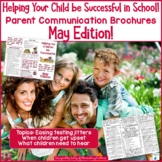 Parent Communication Brochure - May Edition
