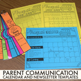 Parent Communication Bundle