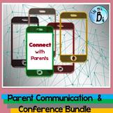 Parent Communication & Conference Bundle - Includes S.M.A.R.T. Goals!