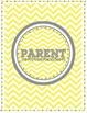 Parent Communication DIY binder kit
