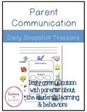 Parent Communication: Daily Class Snapshot