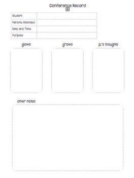 Parent Communication Documents