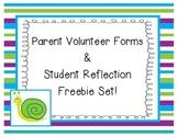 Parent Communication Freebie Set!