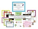 Parent Communication Letters Bundle