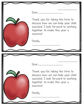 Parent Communication Log FREE