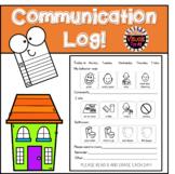 Parent Communication Note