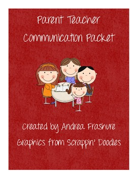 Parent Communication Packet 7