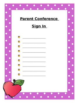 Parent Communication Sheets SALE!!!