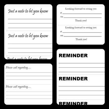 Parent Communication Stickers - Avery Labels