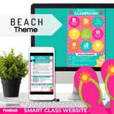 Parent Communication Google Slides Doc   Distance Learning Class Website   BEACH