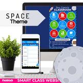 Parent Communication Template | Google Slides | Class Website | SPACE