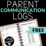 Parent Communication Tool {Documentation} Organization Forms